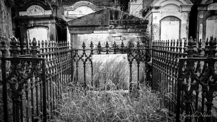 Lafayette Cemetery No.1-8